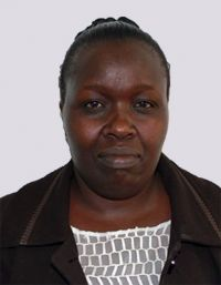Netty Jemutai (Chief Officer)