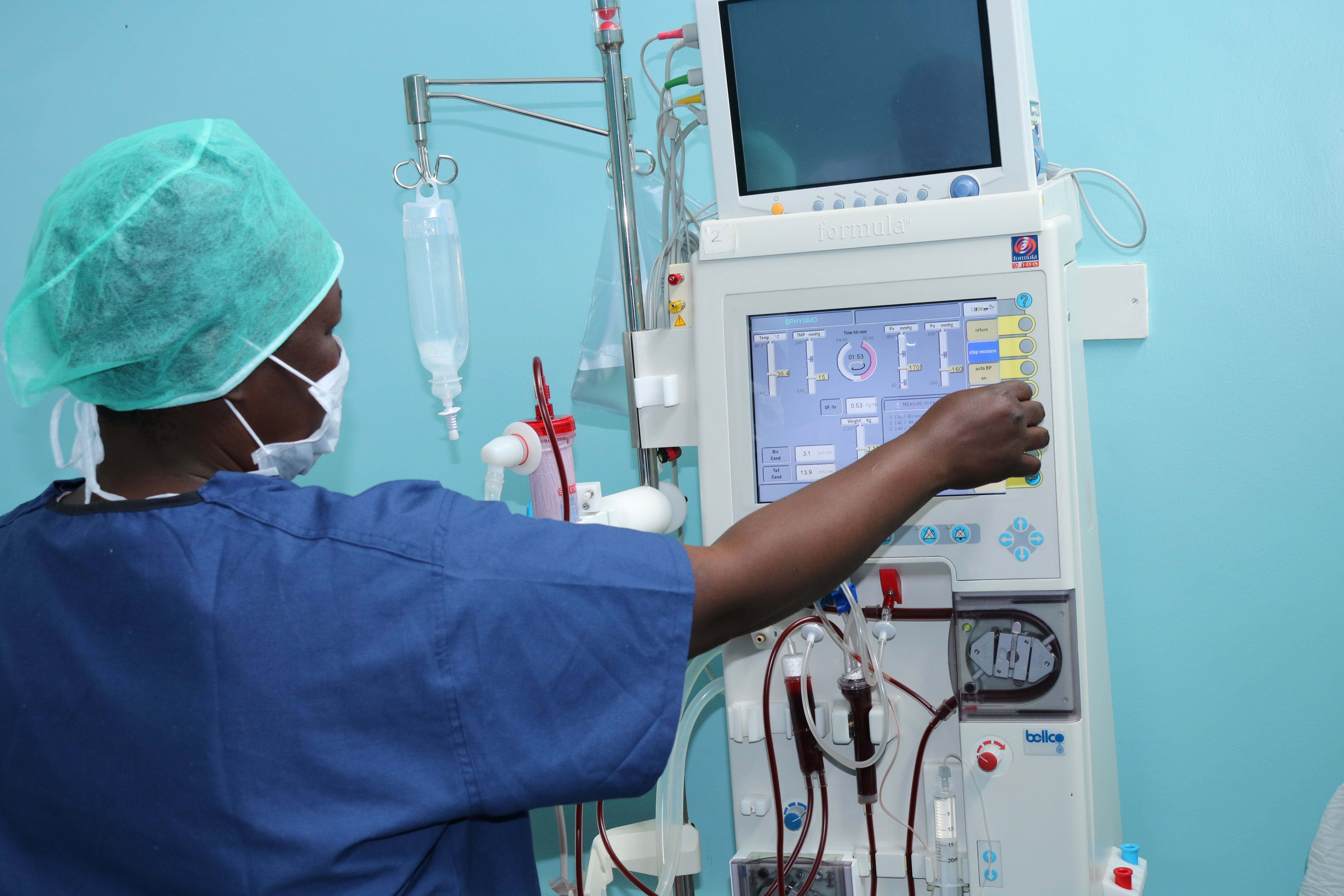 Hope for kidney patients as Iten hospital starts offering dialysis
