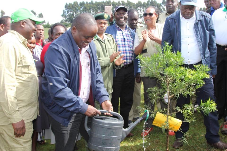 Fund set to improve water supply in Elgeyo Marakwet and Uasin Gishu