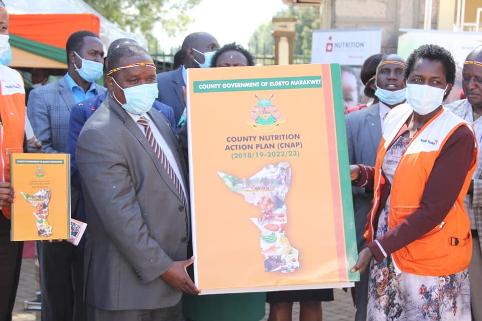 County Nutrition Action Plan Launched