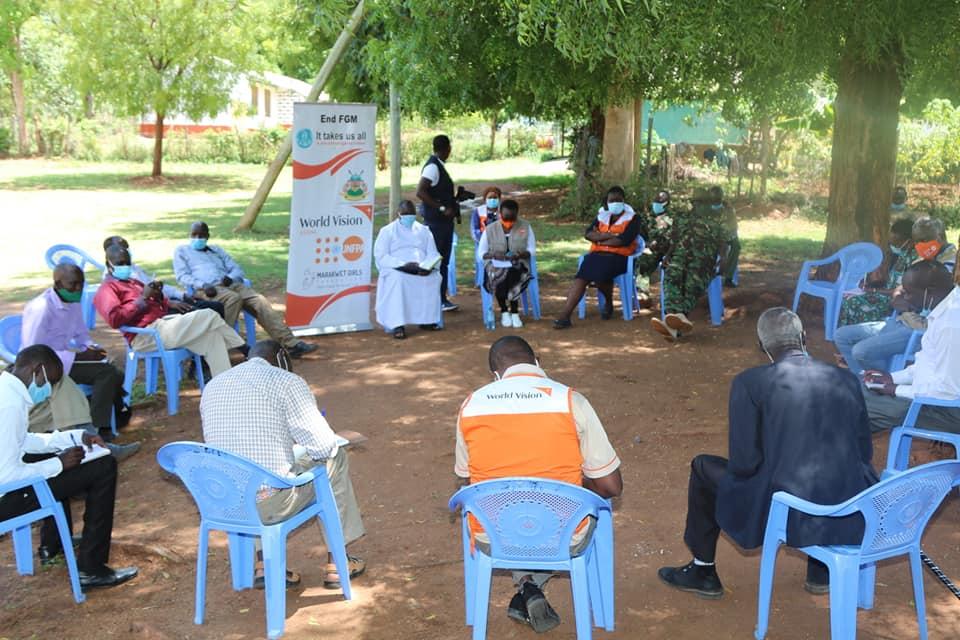End FGM campaign