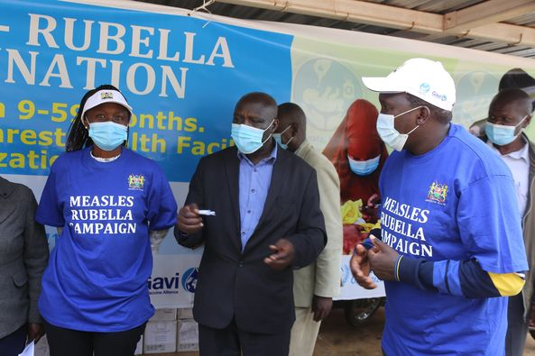 County set to roll out measles campaign