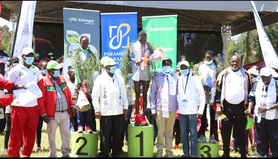 Elgeyo Marakwet tops at the Eldoret City Marathon