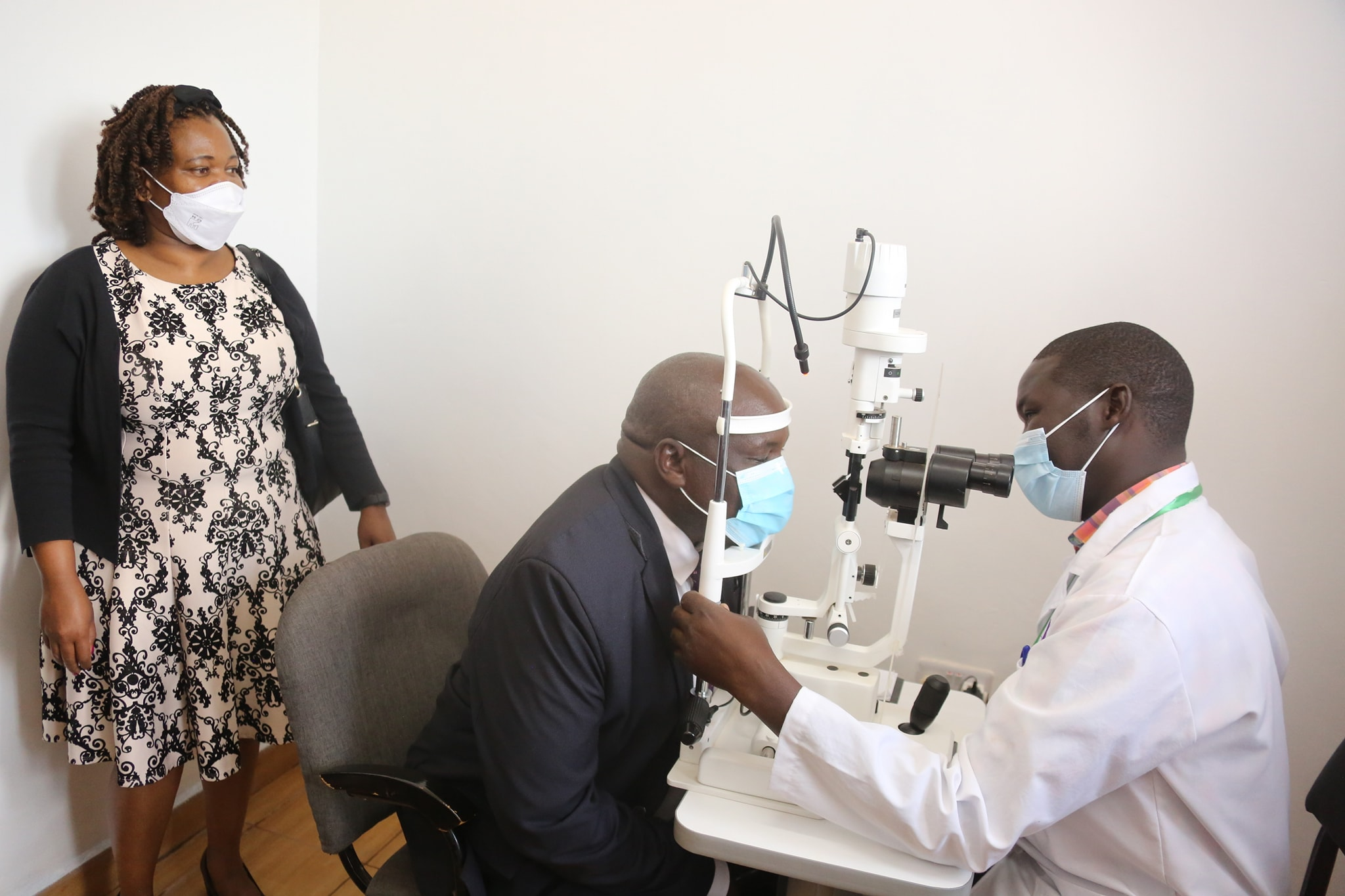 Eye unit now open at Iten County Referral Hospital